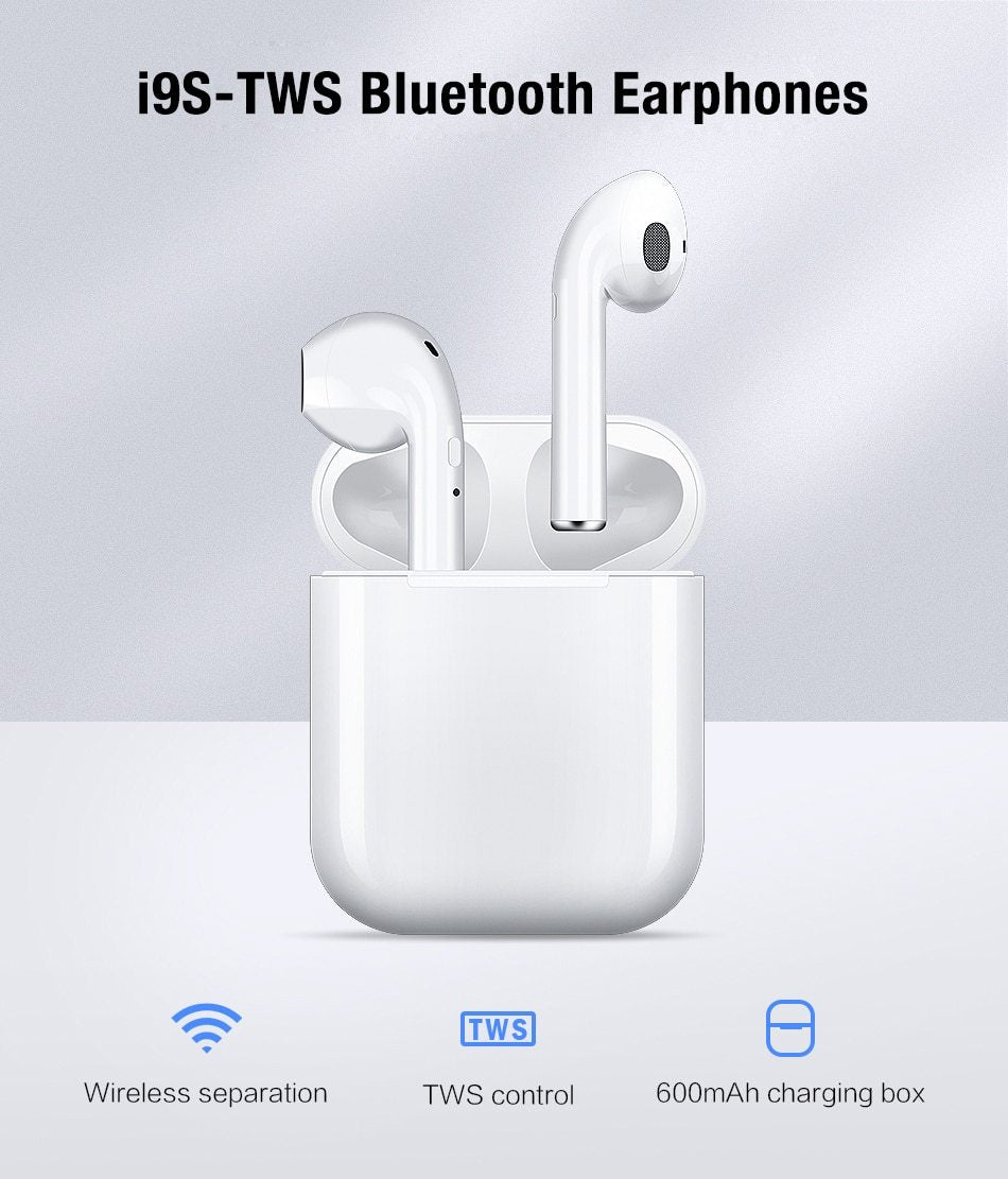 I9s Tws wireless headphones