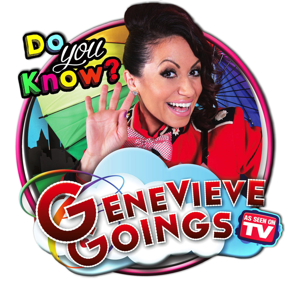 """Do You Know?"" Audio CD by Genevieve Goings"