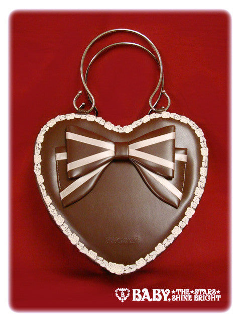 Ribbon Heart Bag