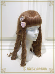 Icing Cookie hair pin