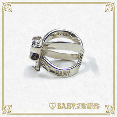 Wrapping Ribbon Ring