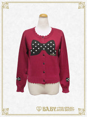 Ribbon Ribbon cardigan