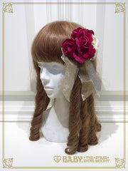 Rose Ellie ribbon comb