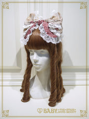 Little RED Riding Hood~Fairytales of the Märchen Forest~head bow