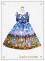 Moonlit forest AURORA Soirée Lind jumper skirt