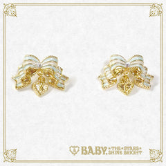 Invitation from 5th Avenue pierced earrings