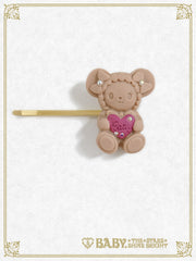 Kumya chan's Love Love Chocolate hair pin