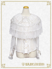St. Cathedral lace cape