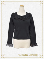 Flora Lace pullover