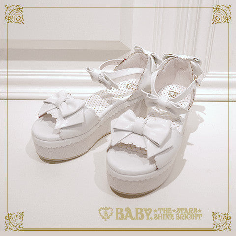 Baby's Sweet Drops sandals