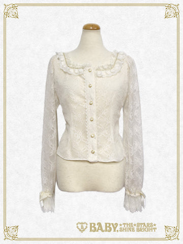 Eternal Bouquet Princess blouse