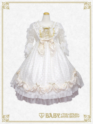 RESERVE - TRINITY~Faint smile of the Angel~one piece dress