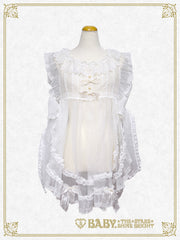 RESERVE - TRINITY~Faint smile of the Angel~tablier dress