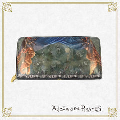 Starlit Sky Tent and the Secret Circus Troupe wallet