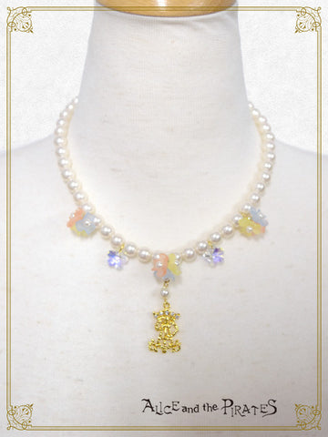 RESERVE - Sweet fantasy pearl necklace