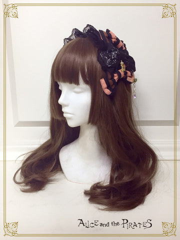RESERVE - Magical Popping Fantasy head dress style head bow