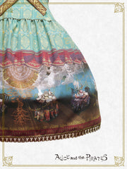 The Destiny Arcana and the Stars will lead you, FORTUNE TELLER jumper skirt I