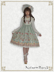 Magical Popping Fantasy jumper skirt II
