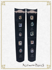 Psyche ~ The Doctor and the Eternal Sun Shine~ over knee socks