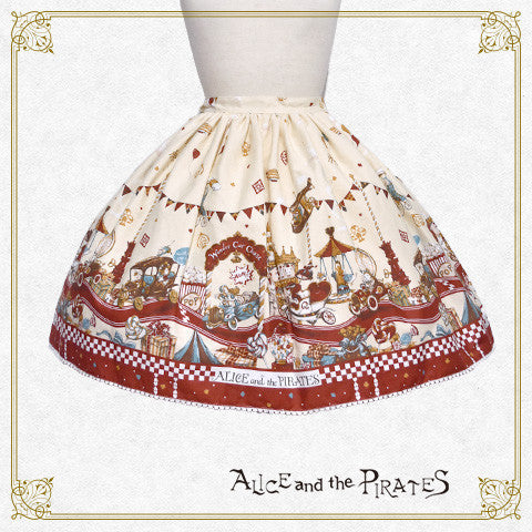 RESERVE - Alice Wonder Car Chase skirt