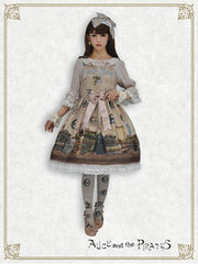 Psyche ~ The Doctor and the Eternal Sun Shine~ jumper skirt I