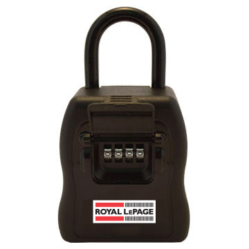 VaultLOCKS® 5000  Branded Lockbox for Royal LePage