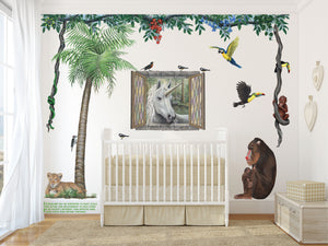 All Nature Wall Decals