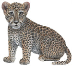 Load image into Gallery viewer, Safari and Jungle Wall Decal Collection (Economy Size 48 in. x 48 in.)