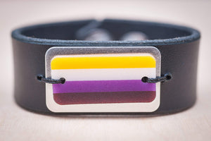 pride flag jewelry