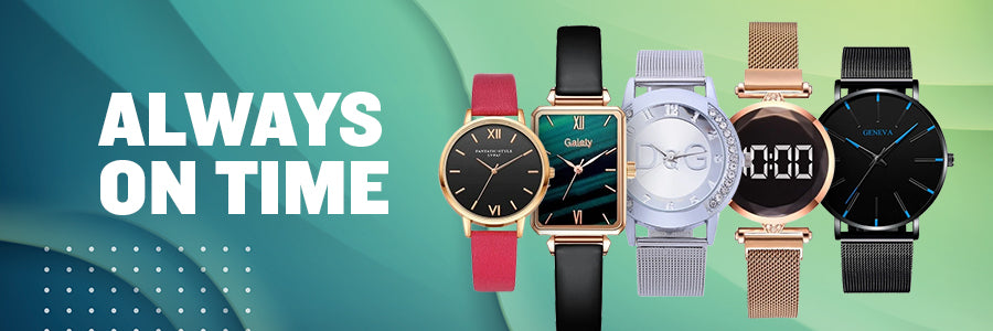Great quality fitness trackers and watches