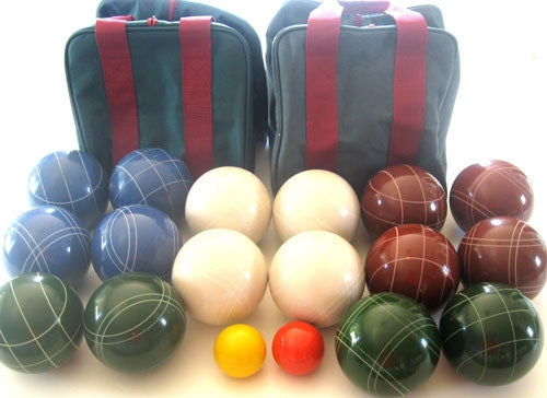 Combo EPCO Tournament Sets, 4 color ball option - 110mm. 2 Bags