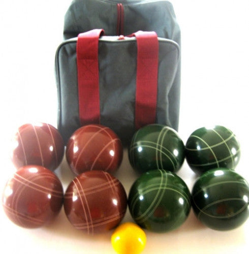 EPCO Tournament Set, Red and Green Balls - 114mm. Bag included