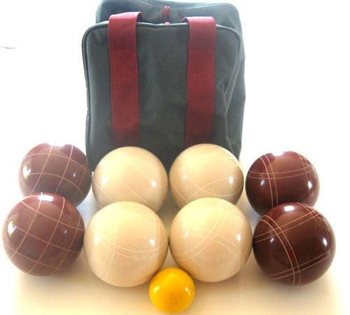 EPCO Tournament Set, Red and White Balls - 110mm