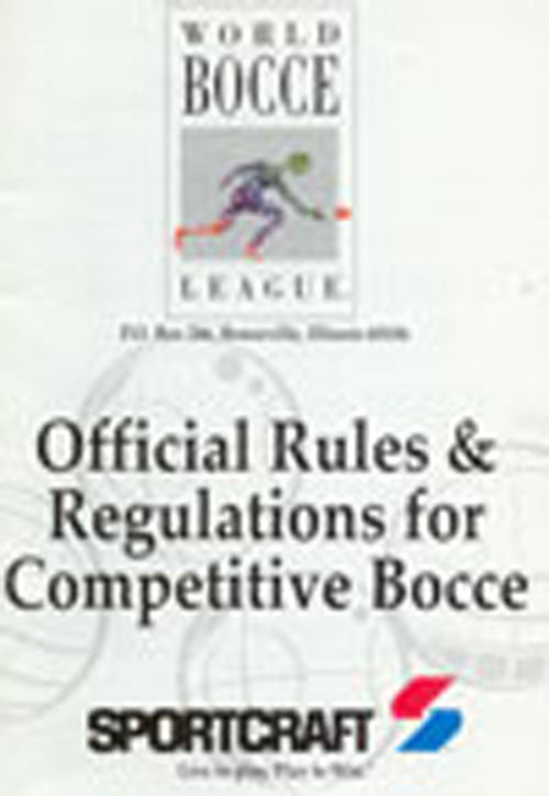 Bocce Ball Rules - Official Bocce Rules