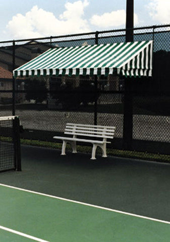 Bocce Court - Cover Canopy 4' x 10'