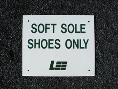 Bocce Court - Court Signs - Choose from 5