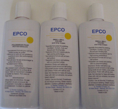 EPCO Ball Polish - pack of 3