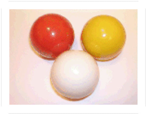 EPCO Bocce Mixed Color Pallinos - 3 Pack