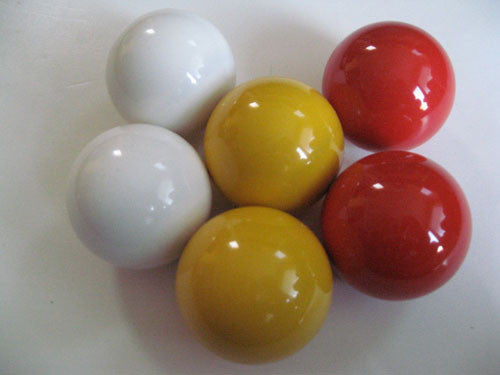 EPCO Bocce Mixed Color Pallinos - 6 Pack