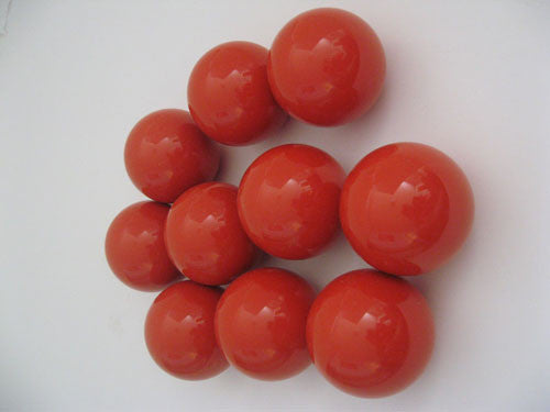 EPCO Bocce Red Pallinos - 10 Pack