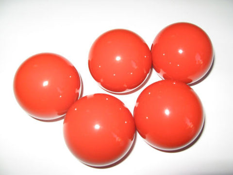 EPCO Bocce Red Pallinos - 5 Pack