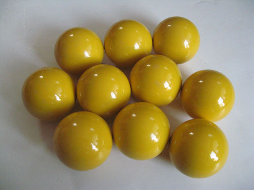 EPCO Bocce Yellow Pallinos - 10 Pack