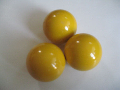 EPCO Bocce Yellow Pallinos - 3 Pack