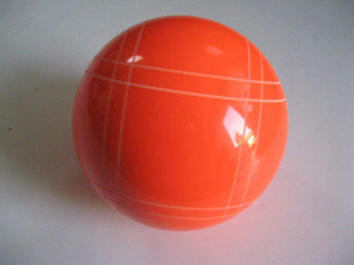 Replacement EPCO Bocce Ball with Close Curvey stripes