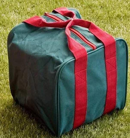 Heavy Duty 8 Ball Bag by EPCO - green