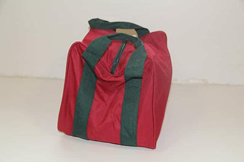 Heavy Duty 8 Ball Bag by EPCO - Burgundy