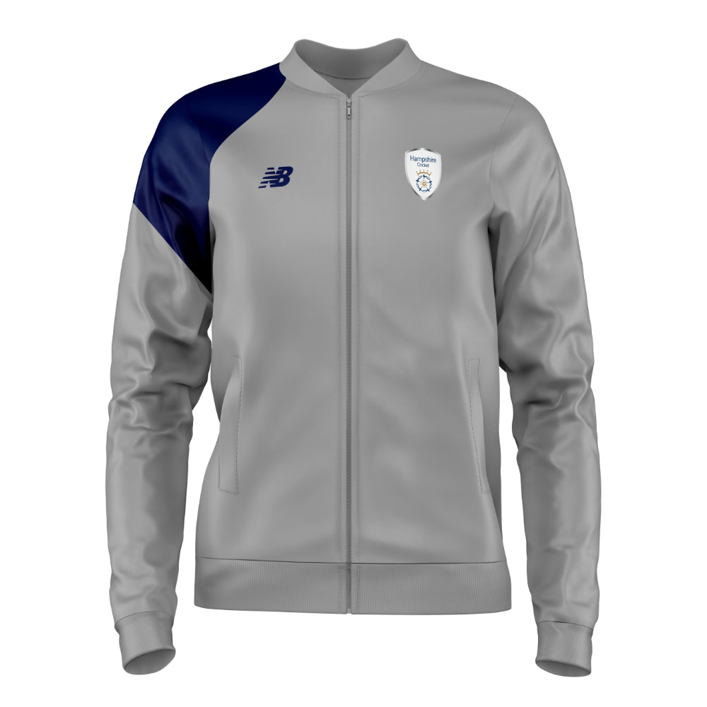 Players' Issue Full Zip Knitted Jacket