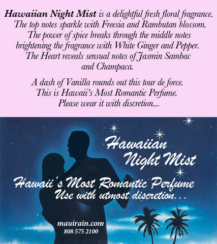 Hawaiian Night Mist GWP Specials