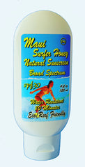 Maui Surfer Honey  Sunscreen SPF 30(4 oz.)