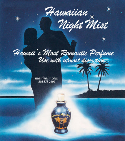 Hawaiian Night Mist Perfume